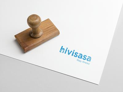 Hivisasa Logo Design illustration vector logo logo design design branding