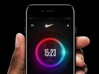 Nike Air Mag - Power Lights App