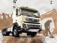 Volvo Trucks Series - Construction Zone