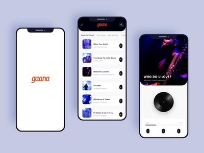 Gaana Music App