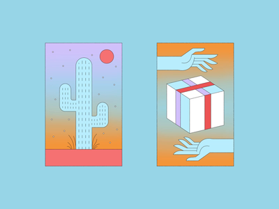 Coachella Illustrations 2019 design vector vehicles event festival music camping desert animation icon branding web art spot illustrations illustration