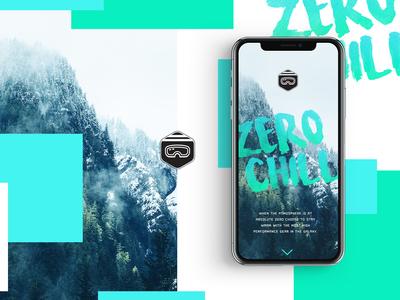 Solar Plexus Snowboarding Website Design