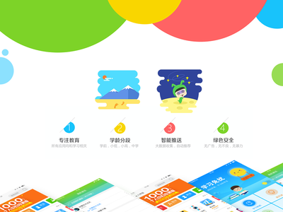 A focusing on educational app.