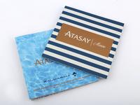 Marine accordion brochure