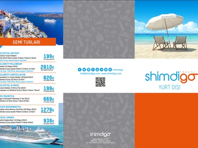 Shimdigo Tri Fold Brochure rightpage clear ozkan erdem travel sea brochure fold tri shimdigo