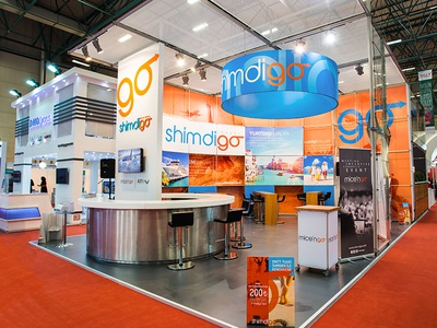 Shimdigo Exhibition Stand