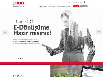 Logo e-Business Web