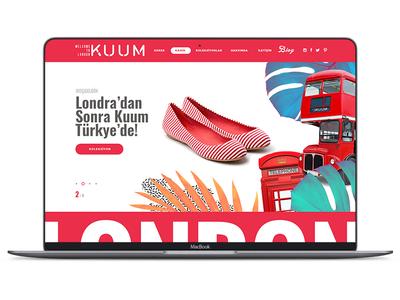 Kuum Shoes Web