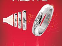 Rock'n Coke Ring