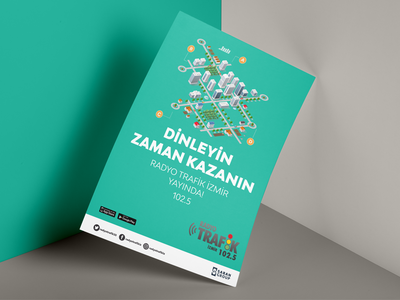 Radyo Trafik İzmir Poster
