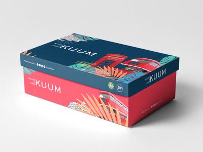 Kuum Shoes Box