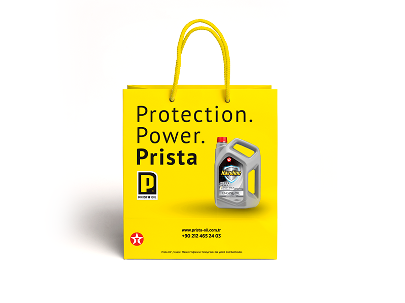 Prista Oli Bag identity yellow çanta pristaoil bag