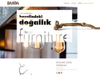 dahda.co Homepage