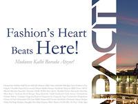 Capacity Shopping Mall Magazine Ad