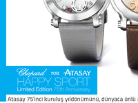 Chopard For Atasay Advertorial