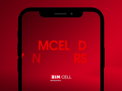 BimCell Campaign Post rightpage erdem ozkan post campaign design mobile animation animation after effects instagram instagram post branding
