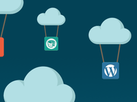 Your favorite PHP apps. Now on the cloud.