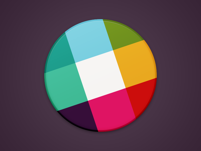 Slack Replacement Icon mac downloadable icons