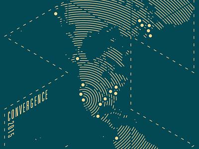 Convergence 2015 print logo