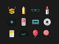 A handful of pixels