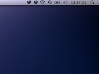 Twitter for Mac Menubar Replacement Icons