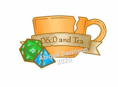Dungeons & Dragons icon icon app logo design illustration vector graphic design