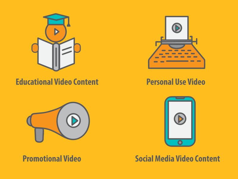 Icons visual comunication vector illustration icon