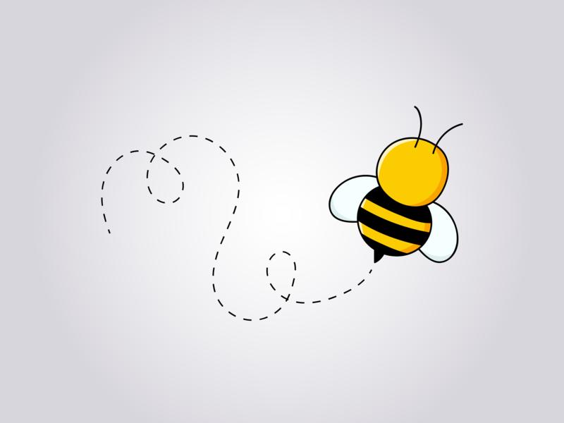 Bee redesign brand design identity design rebranding brand identity bee design illustration logo illustrator