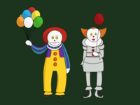 Pennywise The Dancing Clown.