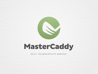 MasterCaddy Logo