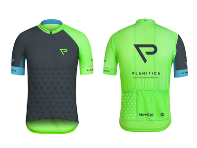 Cycling Apparel for Planifica maillot cycling design apparel