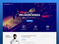 Fernando Alonso Official Website