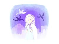 Daenerys - Game of Thrones - Fan Art Illustration ♥