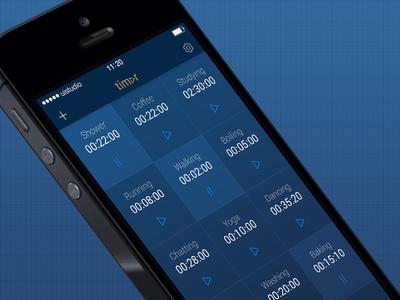 Multi timer app simultaneous multi timer timer