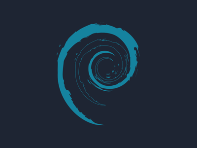 Background Proposal for Debian logo background debian