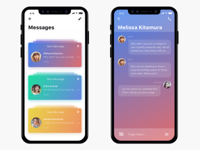 Iphone X Messages iphonex messages chat