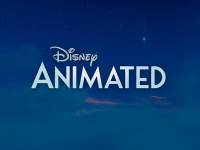 Disney Animated iPad branding
