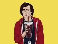 Bighead (Silicon Valley) Portrait