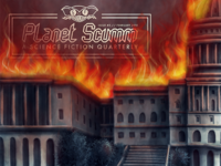 Planet Scumm Issue #3 Cover