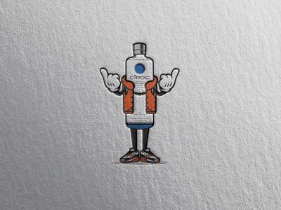 Fresh Ciroc Illustration logo creative character design design graphics ciroc air max nike art vector illustration graphic design