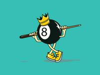 KING 8 BALL