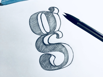 Letter G hand lettering japadesigns typography branding designer art graphic design calligraphy drawing sketching type lettering