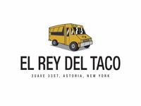 El Rey Del Taco Logo
