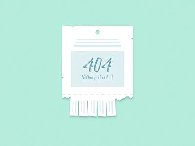 Error Page 404 error page promo advertisement digital flat design warmup drawing ui concept vector design sketch