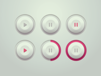 Toggle Button Design