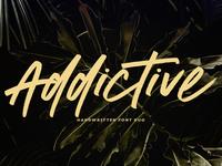 Addictive font duo