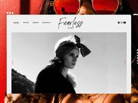 Fearless Web&Logo