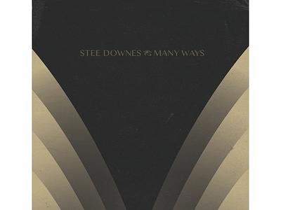 Stee Downes Lp Art 4 sleeve cover art vinyl print