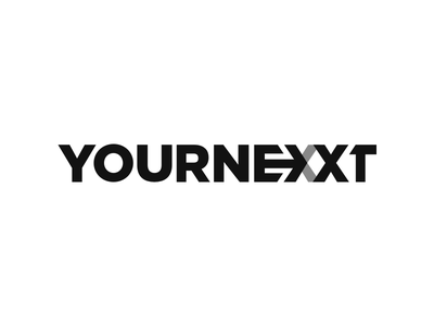 Your Nexxt Wordmark yoga sport logo identity branding