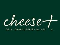 Cheese + Logo